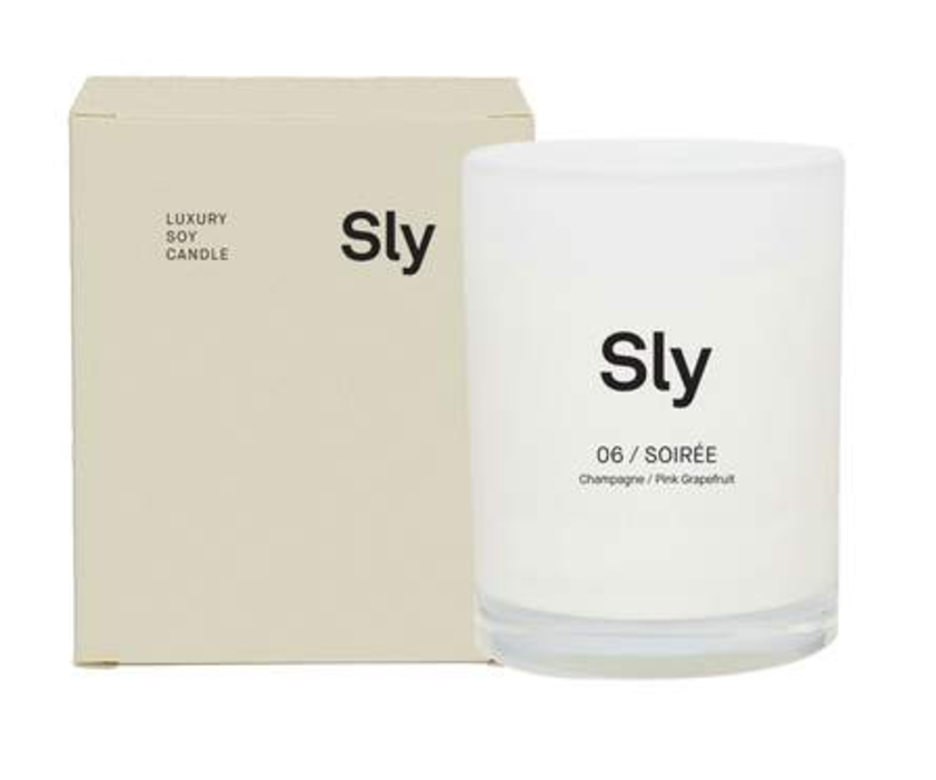 SLY CANDLE