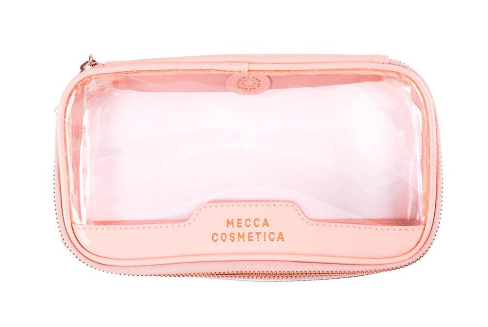 mecca cosmetica travel bag