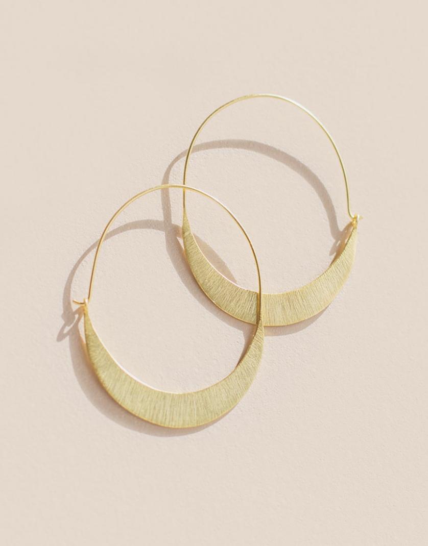 wild wagon earrings