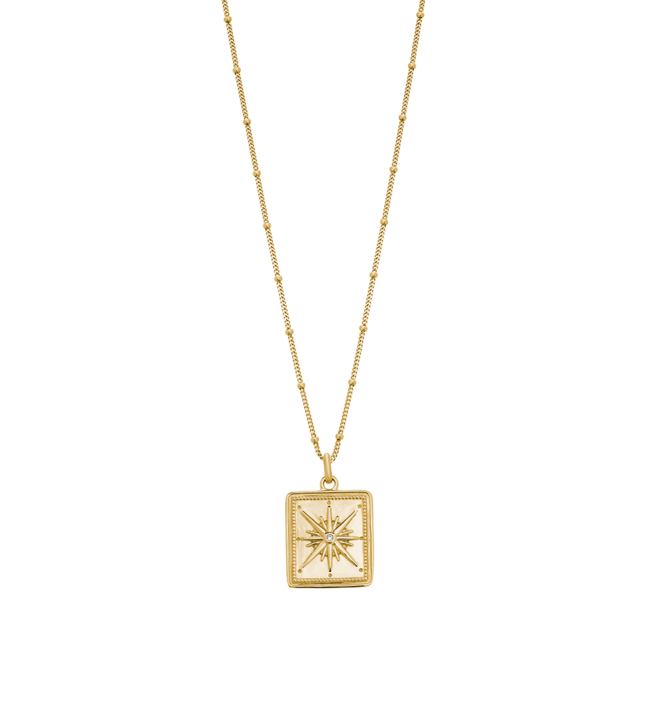 kirstin ash true north necklace