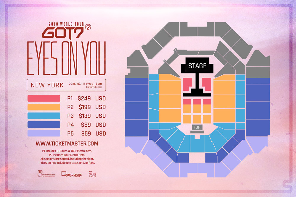 Got7 Seating Chart New York Jpg