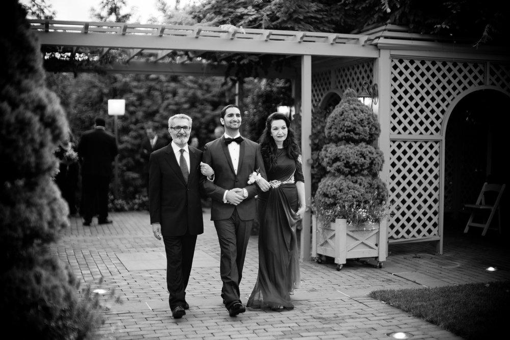 Sam and Yishai's Modern Orthodox Jewish Wedding at Crest Hollow Country Club, Woodbury NY, Photos by Chaim Schvarcz, Groom, Chuppah