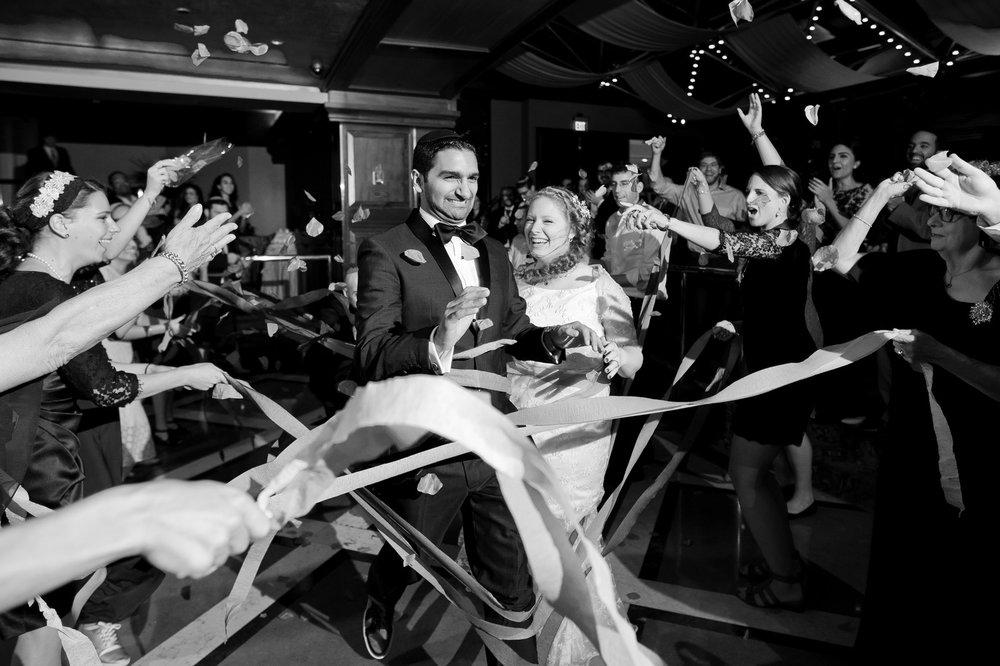 Sam and Yishai's Modern Orthodox Jewish Wedding at Crest Hollow Country Club, Woodbury NY, Photos by Chaim Schvarcz, Bride, Groom, Wedding Dancing