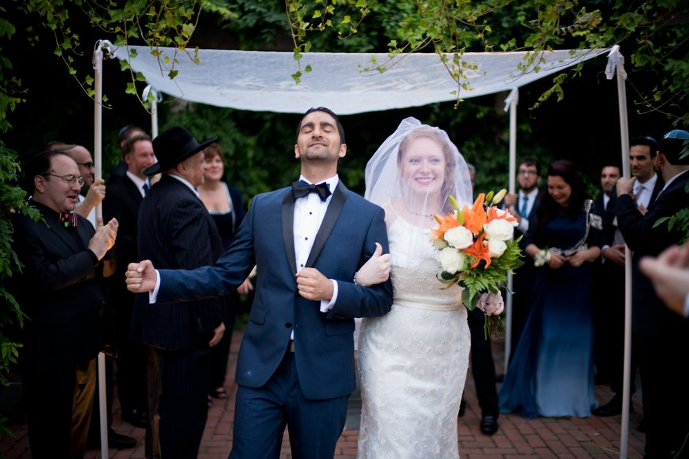 New York Jewish Wedding