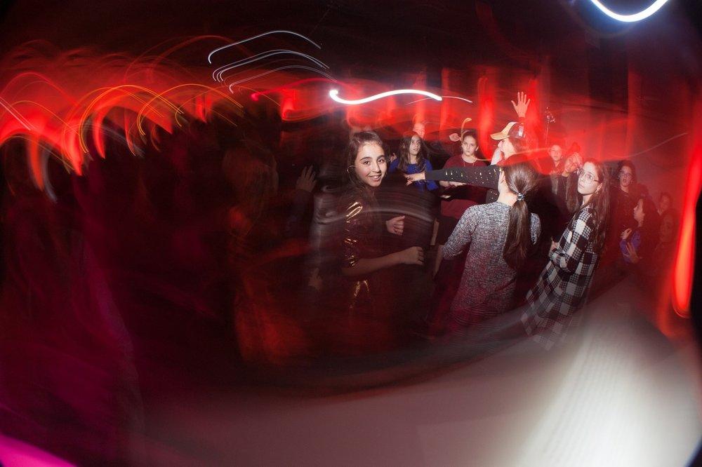 Batsheva Rubinstien Bat MItzvah at Factory 220 New Jersey photos by Chaim Schvarcz upscale event mitzva