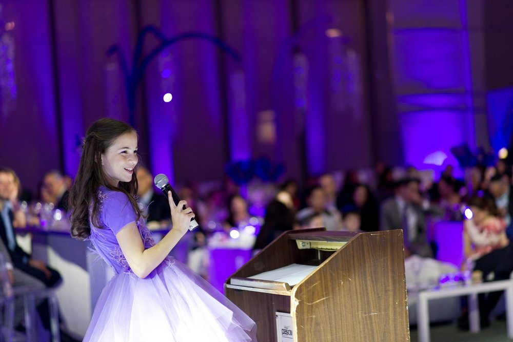 Elizabeth and Abigael's Disco Party Bat Mitzvah Photos by Chaim Schvarcz