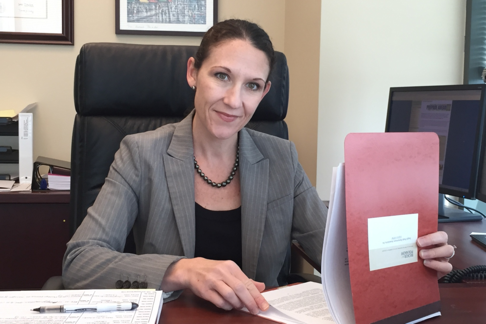 Anne Hathorn Legal Services Profile