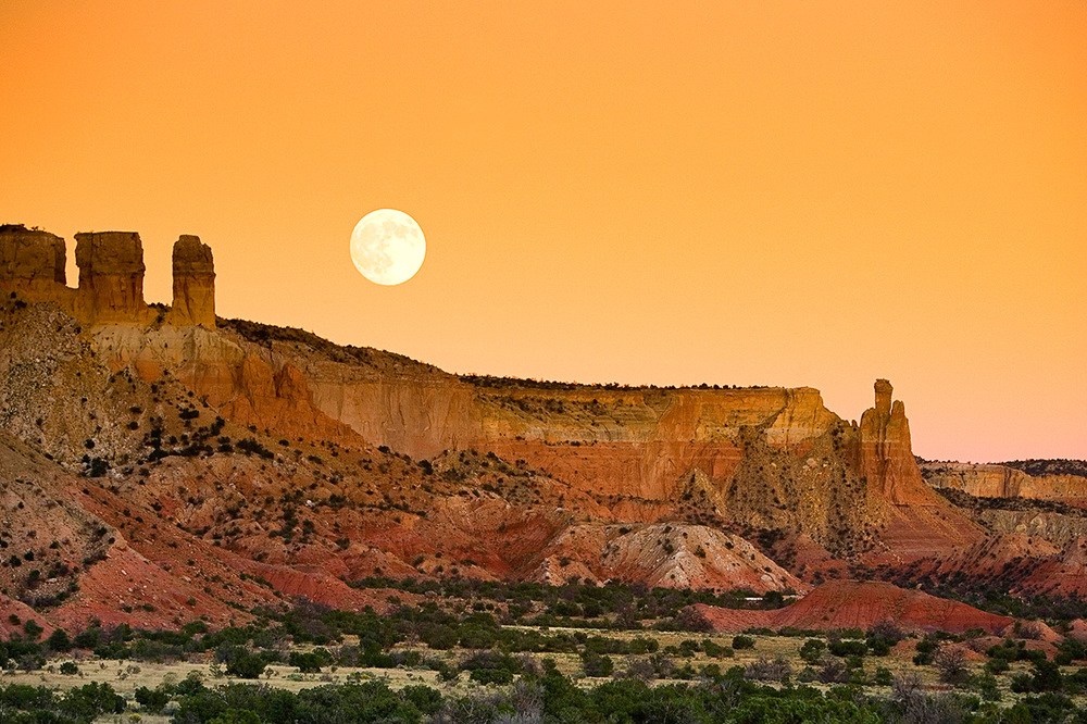 Ghost Ranch scene from Casablanca Digital Media