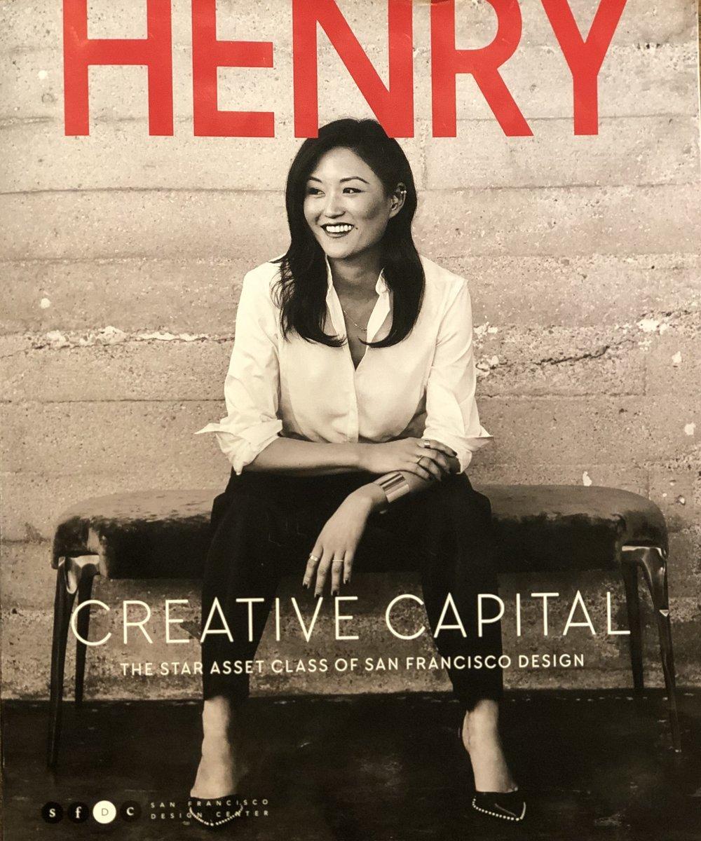 HENRY Magazine