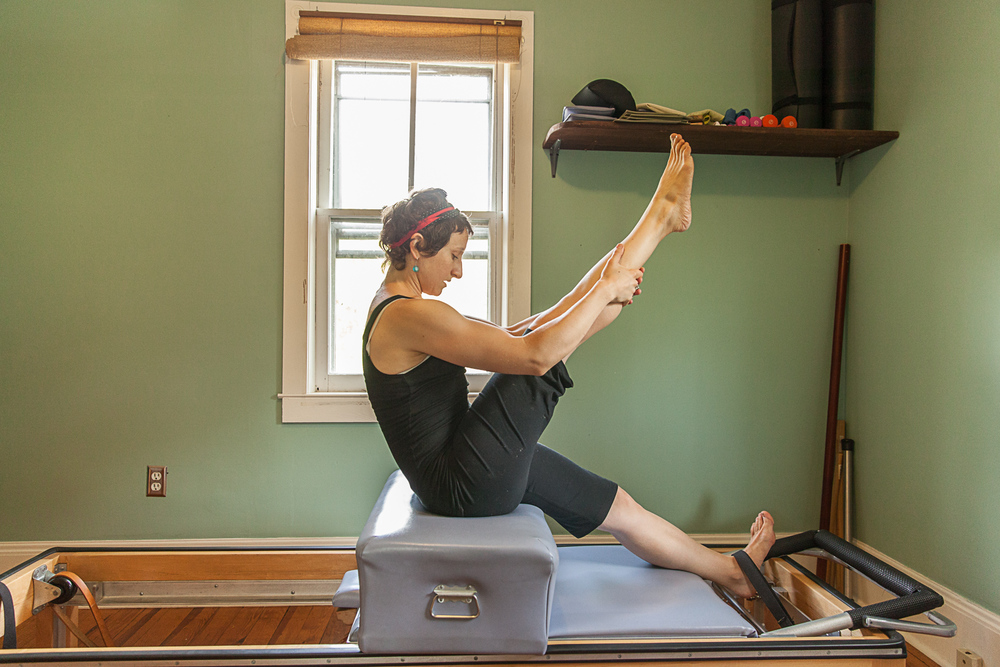 I Wanted to Offer a Private Studio in Asheville Where My Clients Could Work Out