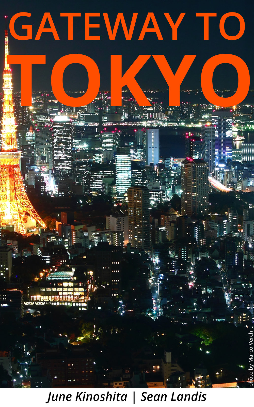 Gateway to Toyko's Cover. Image by Marco Verch