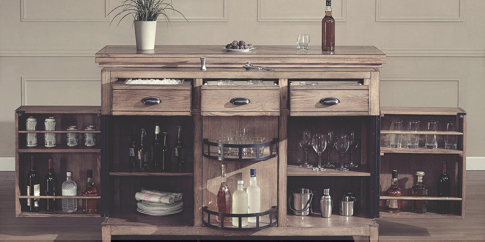 Setup your Home Bar Like a Pro - Part 2 — The Booze League