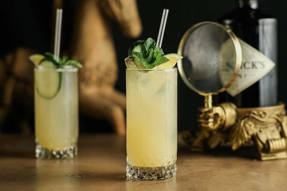 Gin Gin Mule - hoochph