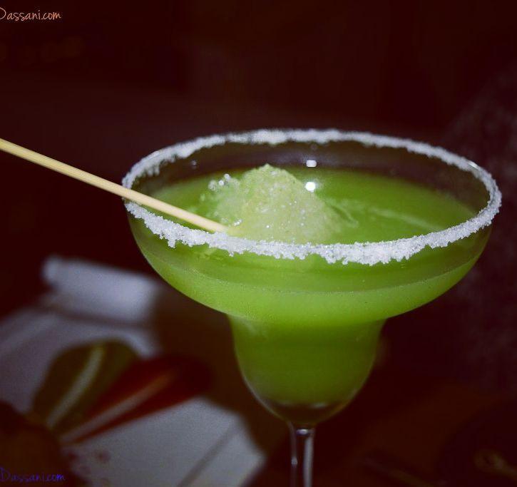 rohitdassani  - Mango Puree Margarita