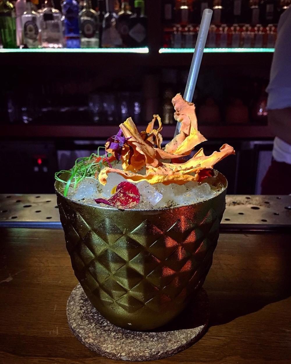 trinkkultur  - Mr. Brown Cocktail