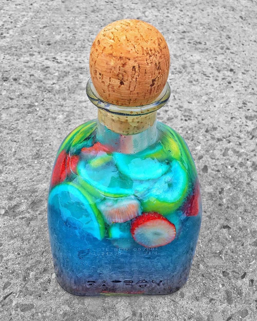 dopejuices  - Patron Strawberry Electric Lemonade