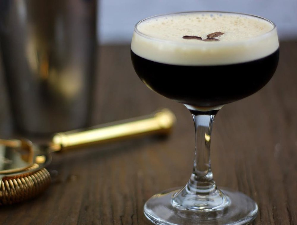 Espresso Martini -  facktorycocktails