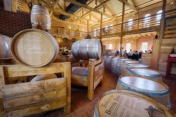 Carillon Brewing Company. Photo by  Robin Feld