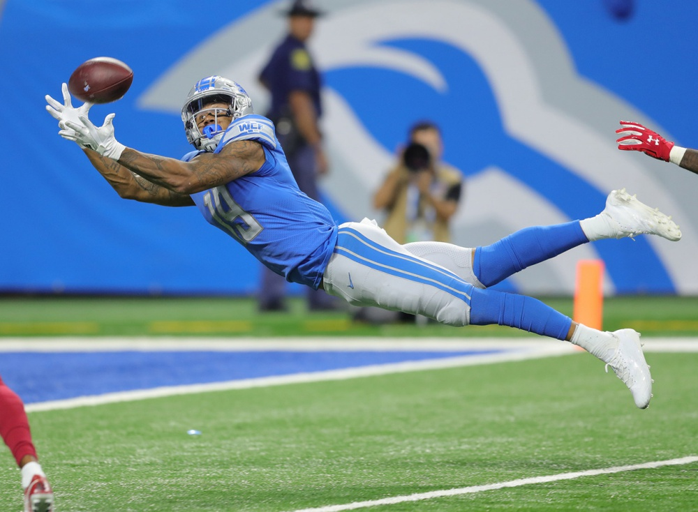 KennyGolladay - WR - Detroit Lions