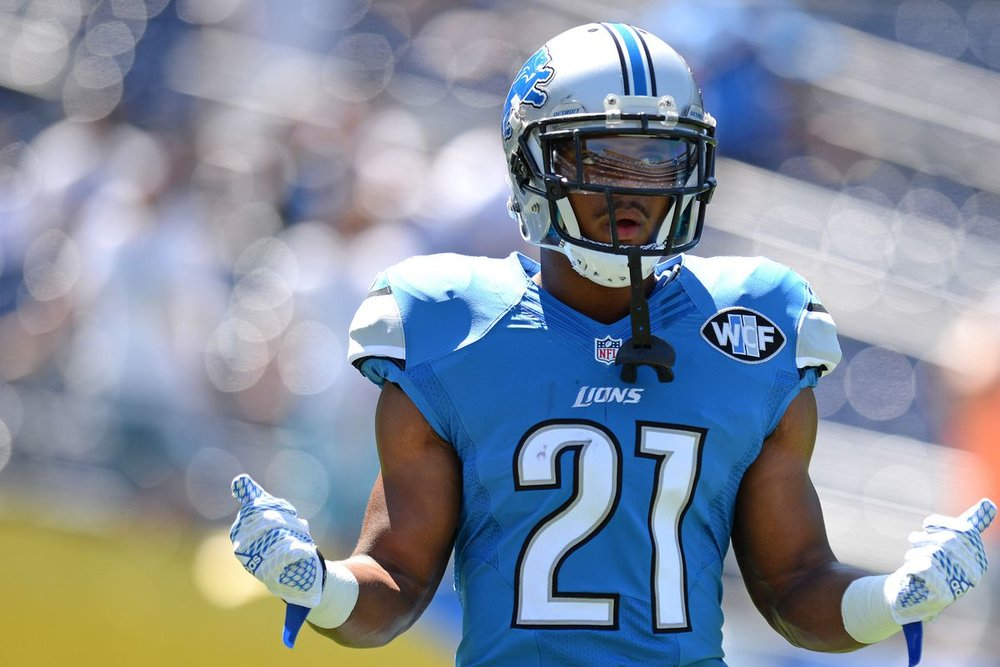 AmeerAbdullah - RB - DET (at NO)