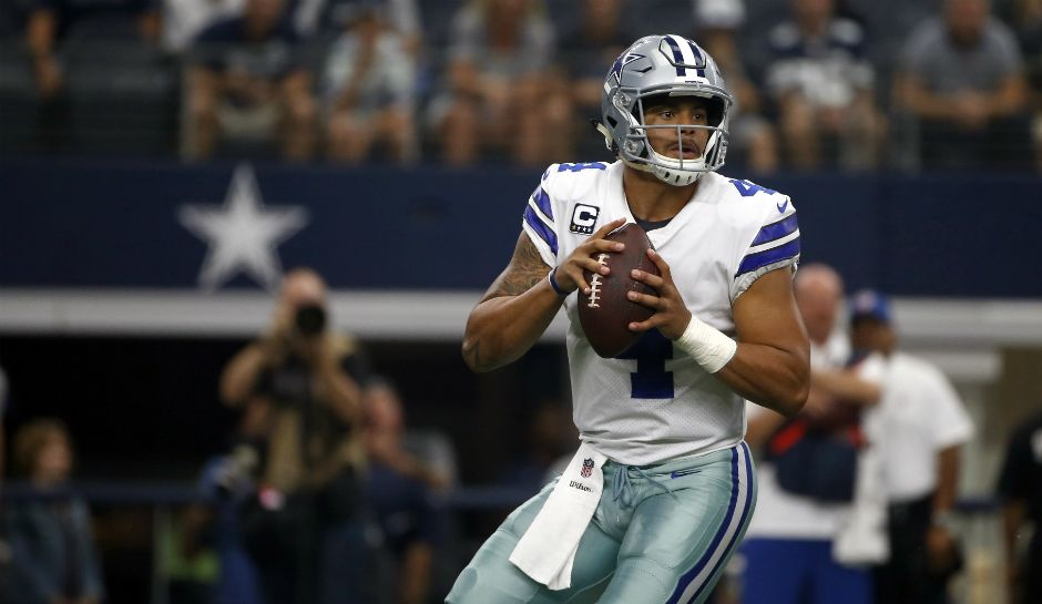 DakPrescott - QB - DAL (at SF)