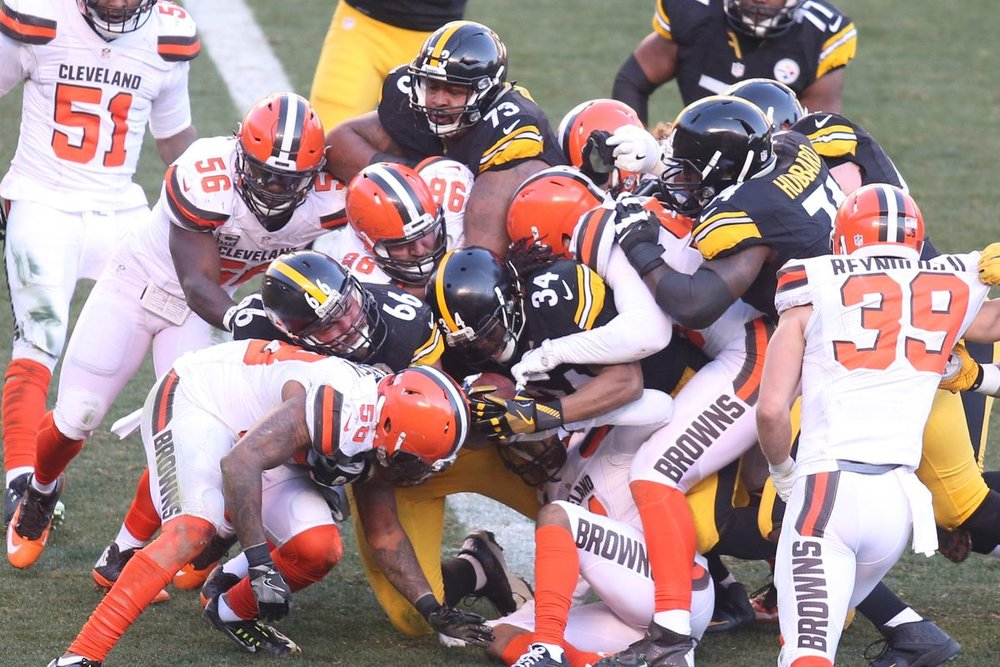 Browns Defense -
