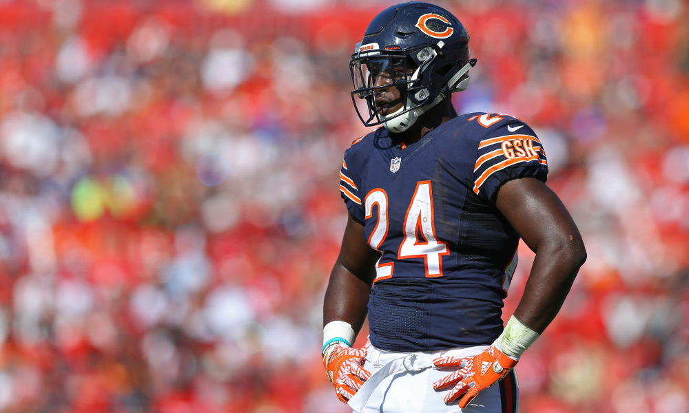 Jordan Howard - RB - CHI