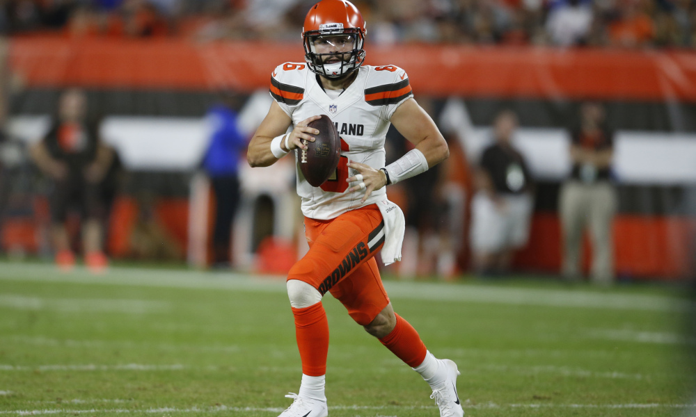 BAKER MAYFIELD - QB - CLE