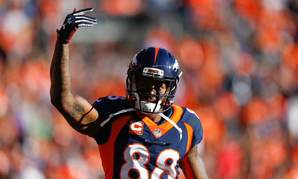 Demaryius Thomas - WR - HOU