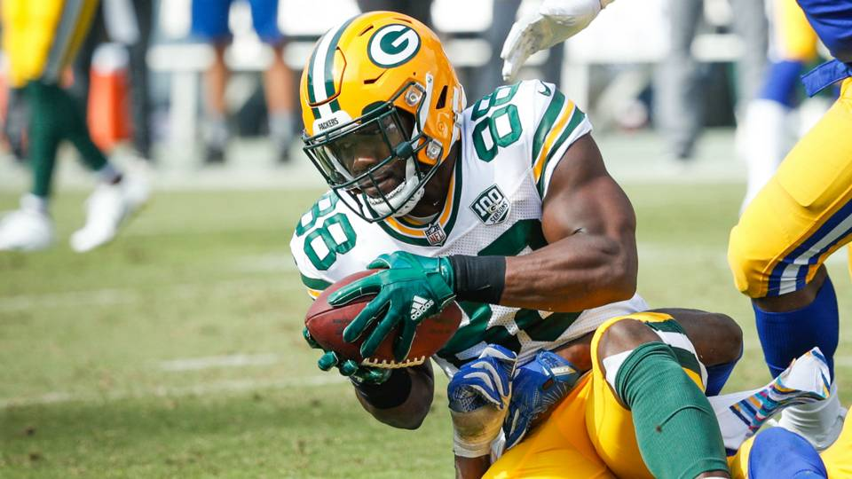 Ty Montgomery - RB - BAL