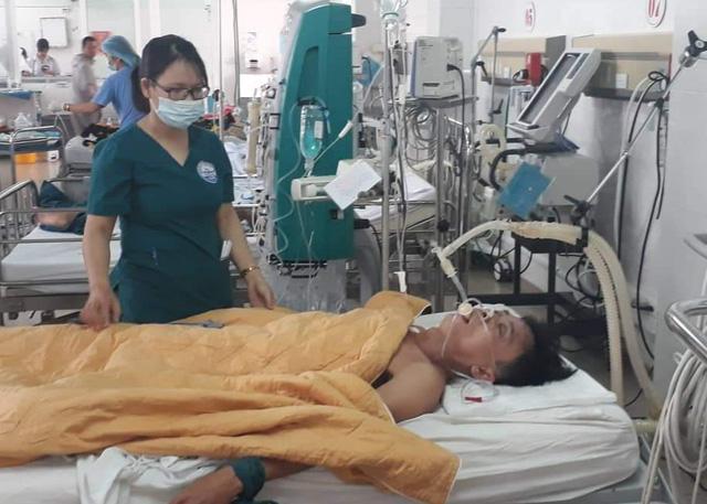 Nguyen Van Nhat. Shown here definitely Nhat sober.