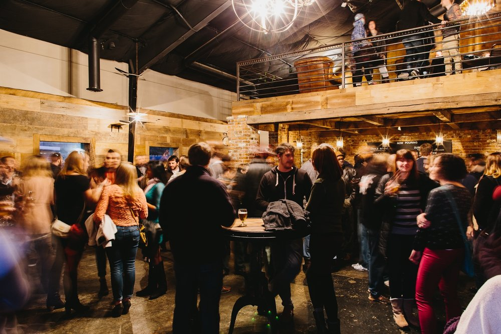 3. Three Taverns Brewery