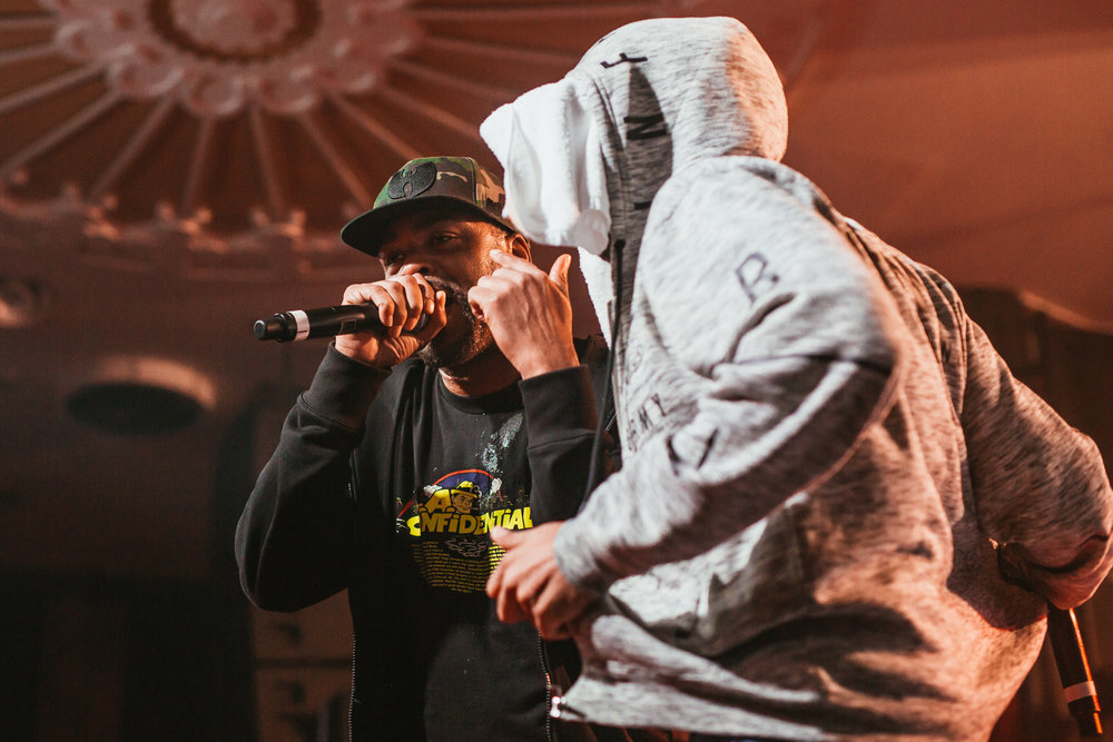 Method Man and Redman havn't lost their touch over the last 15 years.