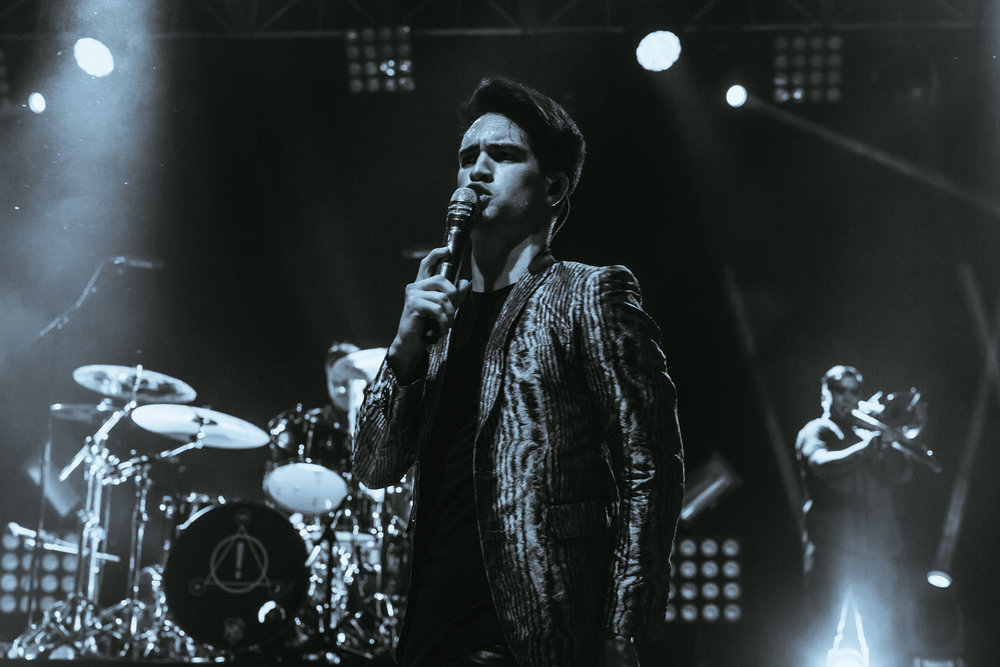 Mitch Lowe Photo - Panic At The Disco - Riverstage-5.jpg