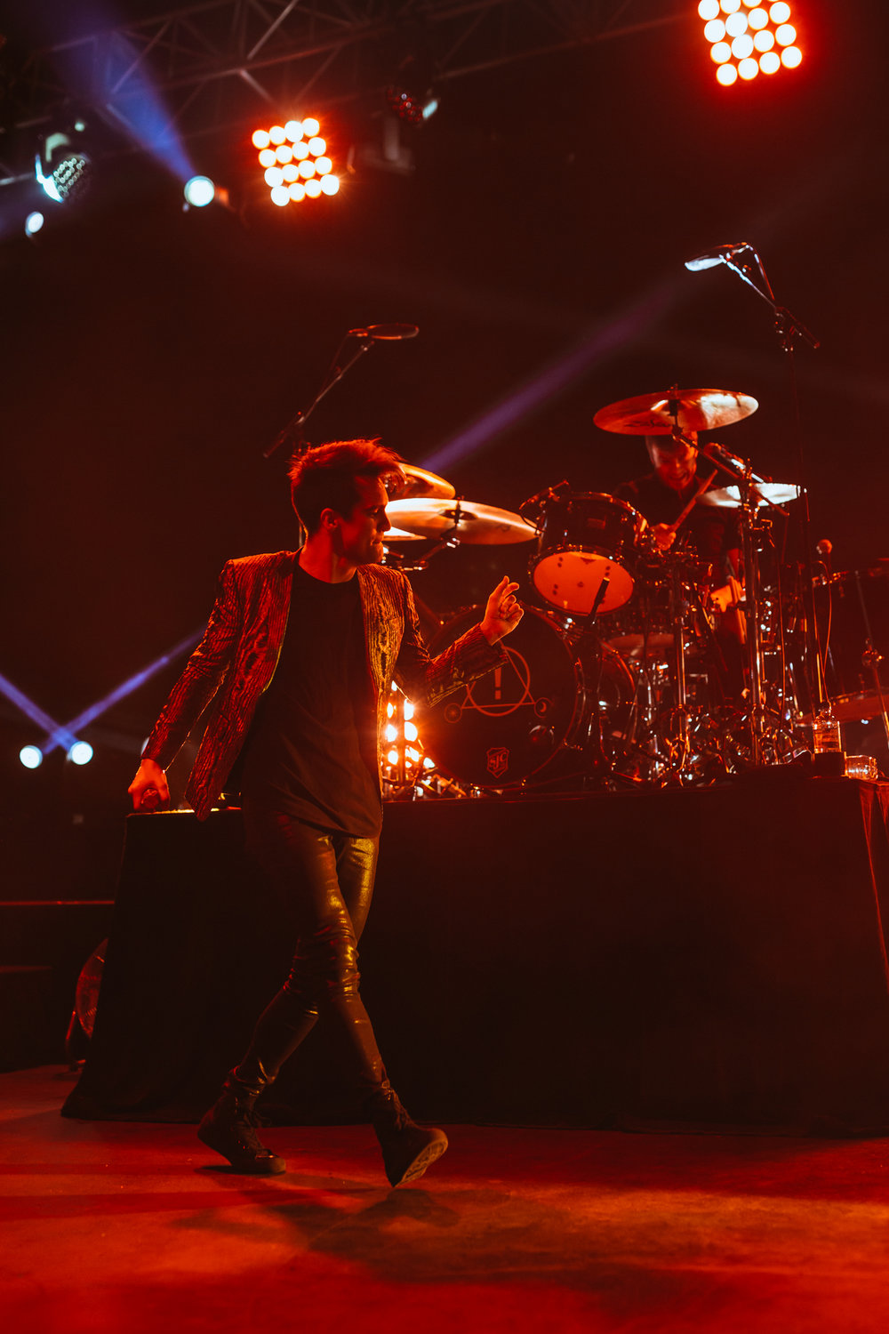 Mitch Lowe Photo - Panic At The Disco - Riverstage-13.jpg