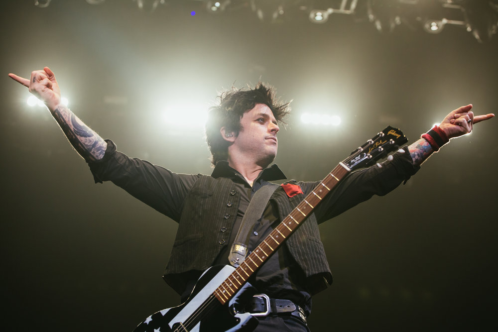 Mitch Lowe Photo - Green Day - Brisbane Entertainment Centre-8.jpg