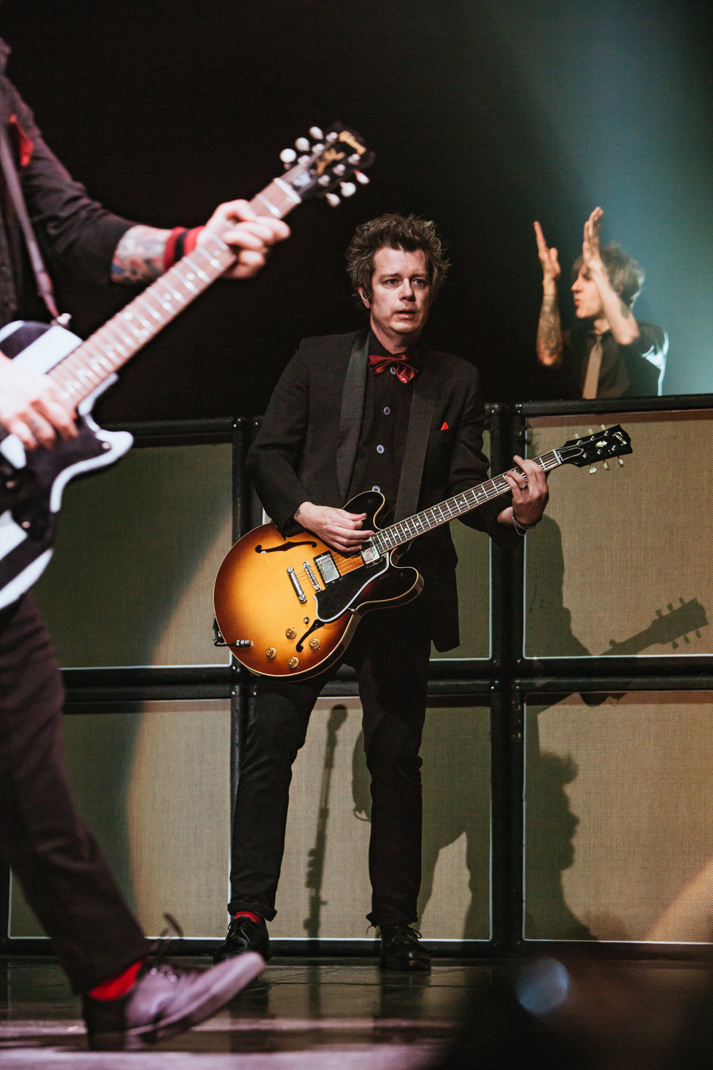 Mitch Lowe Photo - Green Day - Brisbane Entertainment Centre-23.jpg