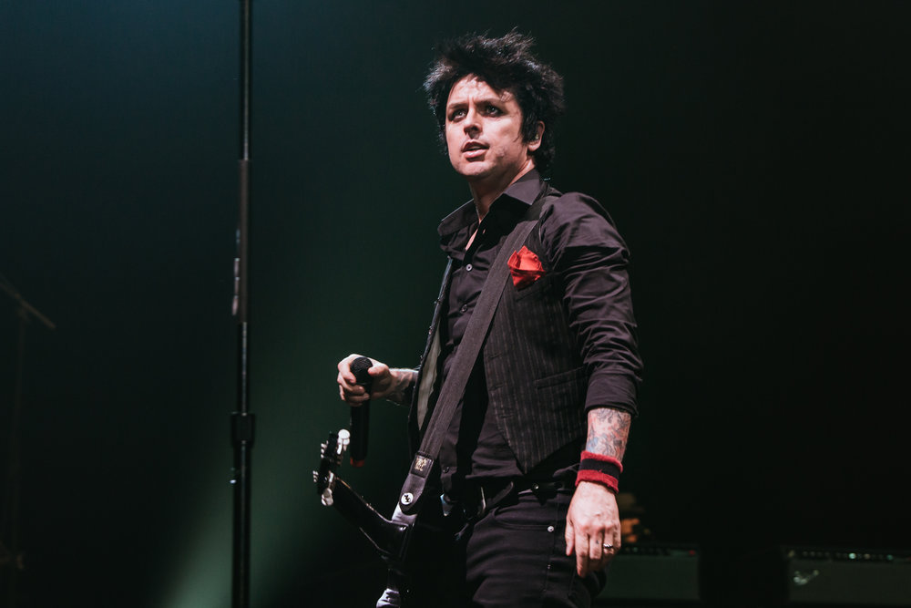 Mitch Lowe Photo - Green Day - Brisbane Entertainment Centre-26.jpg