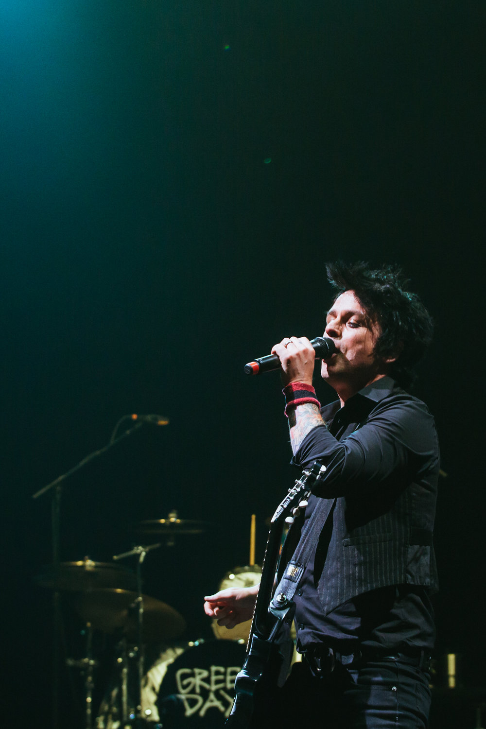 Mitch Lowe Photo - Green Day - Brisbane Entertainment Centre-33.jpg