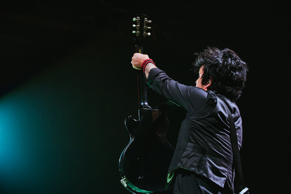 Mitch Lowe Photo - Green Day - Brisbane Entertainment Centre-45.jpg