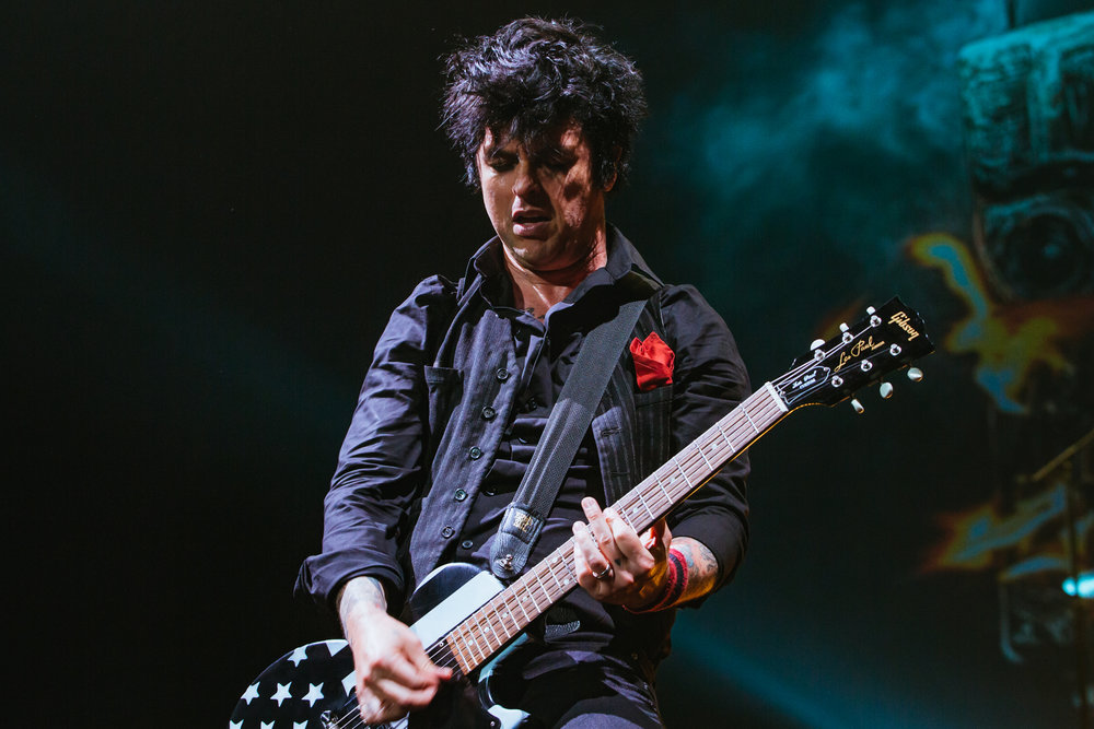 Mitch Lowe Photo - Green Day - Brisbane Entertainment Centre-59.jpg