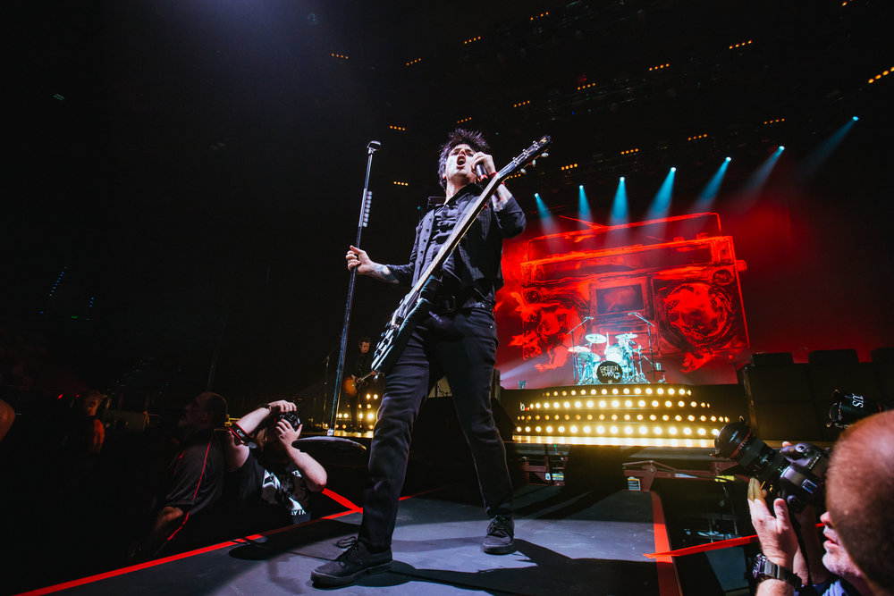 Mitch Lowe Photo - Green Day - Brisbane Entertainment Centre-67.jpg