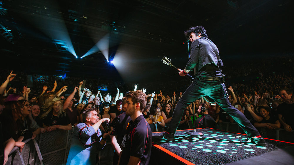Mitch Lowe Photo - Green Day - Brisbane Entertainment Centre-72.jpg