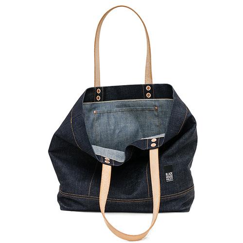 Classic Tote Bag - Vintage Selvedge Denim — BLACK HOUSE PROJECT