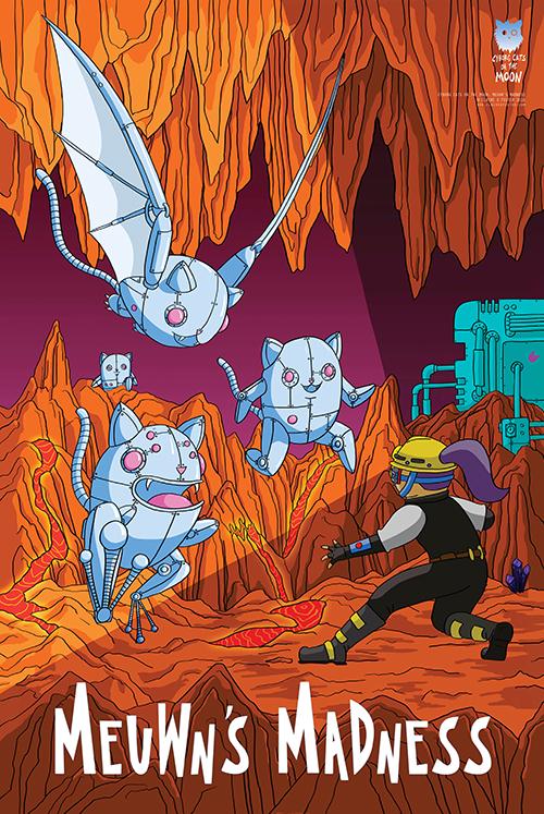 Meuwn's Madness Poster