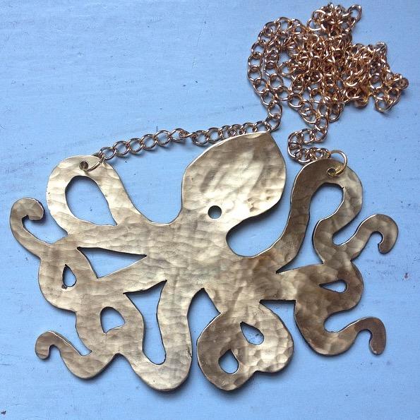 Octo Necklace
