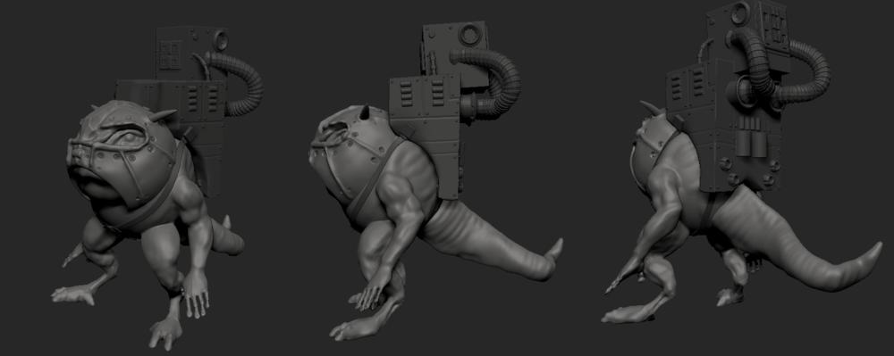 Grunt Concept