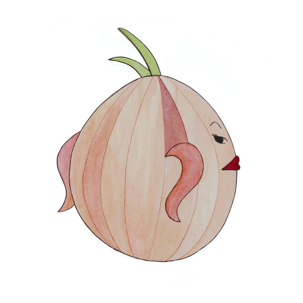 O for Onion
