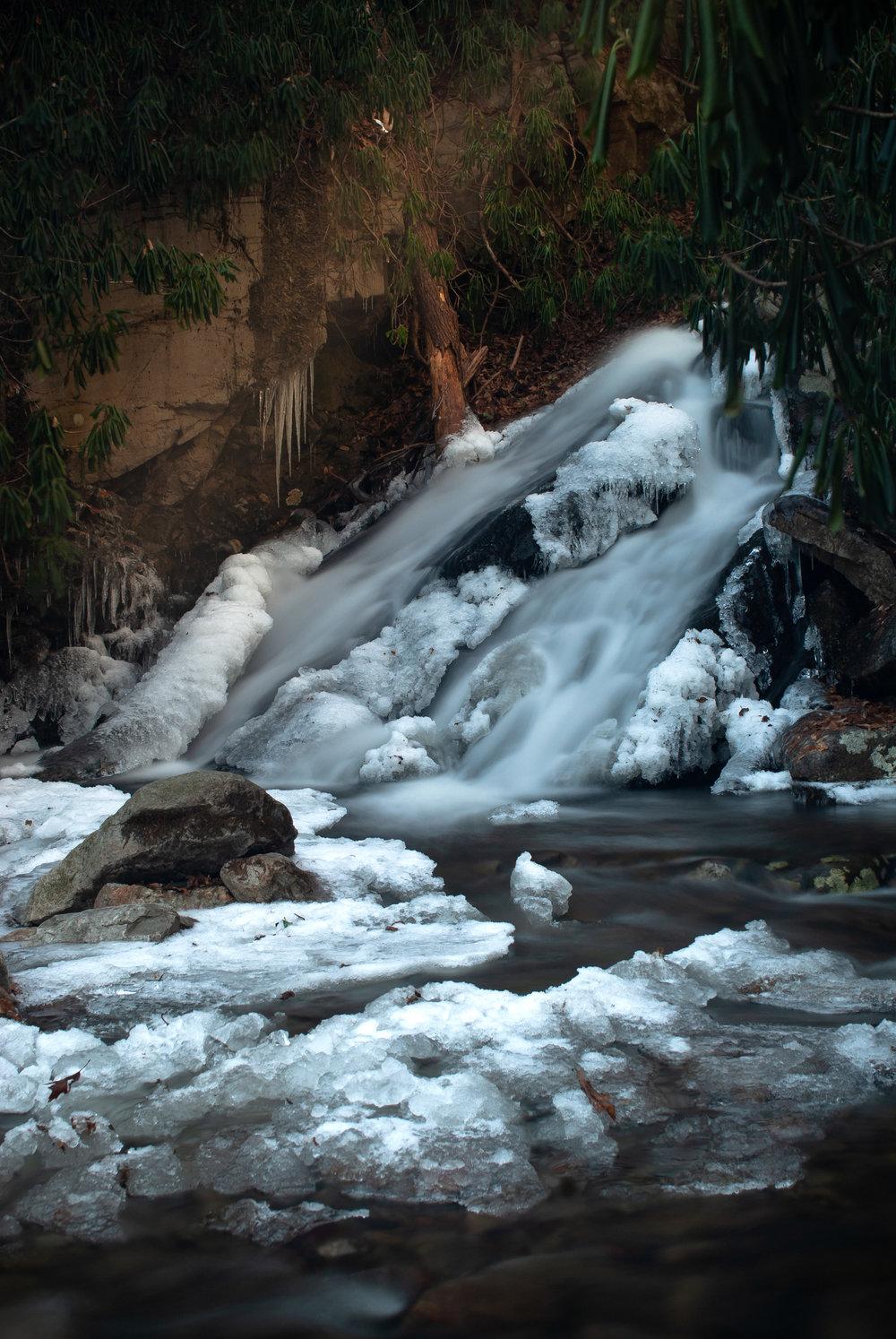 Frozen Glen
