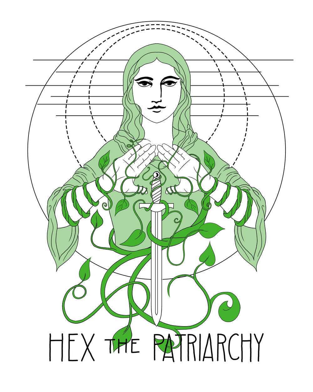 Hex the Patriarchy